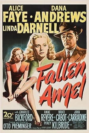 Fallen Angel poster