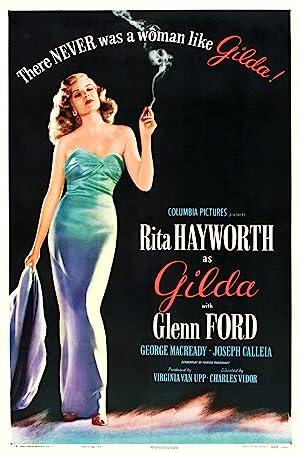 Gilda poster