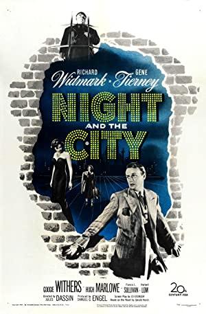 Night and the City poster