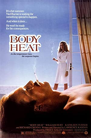 Body Heat poster